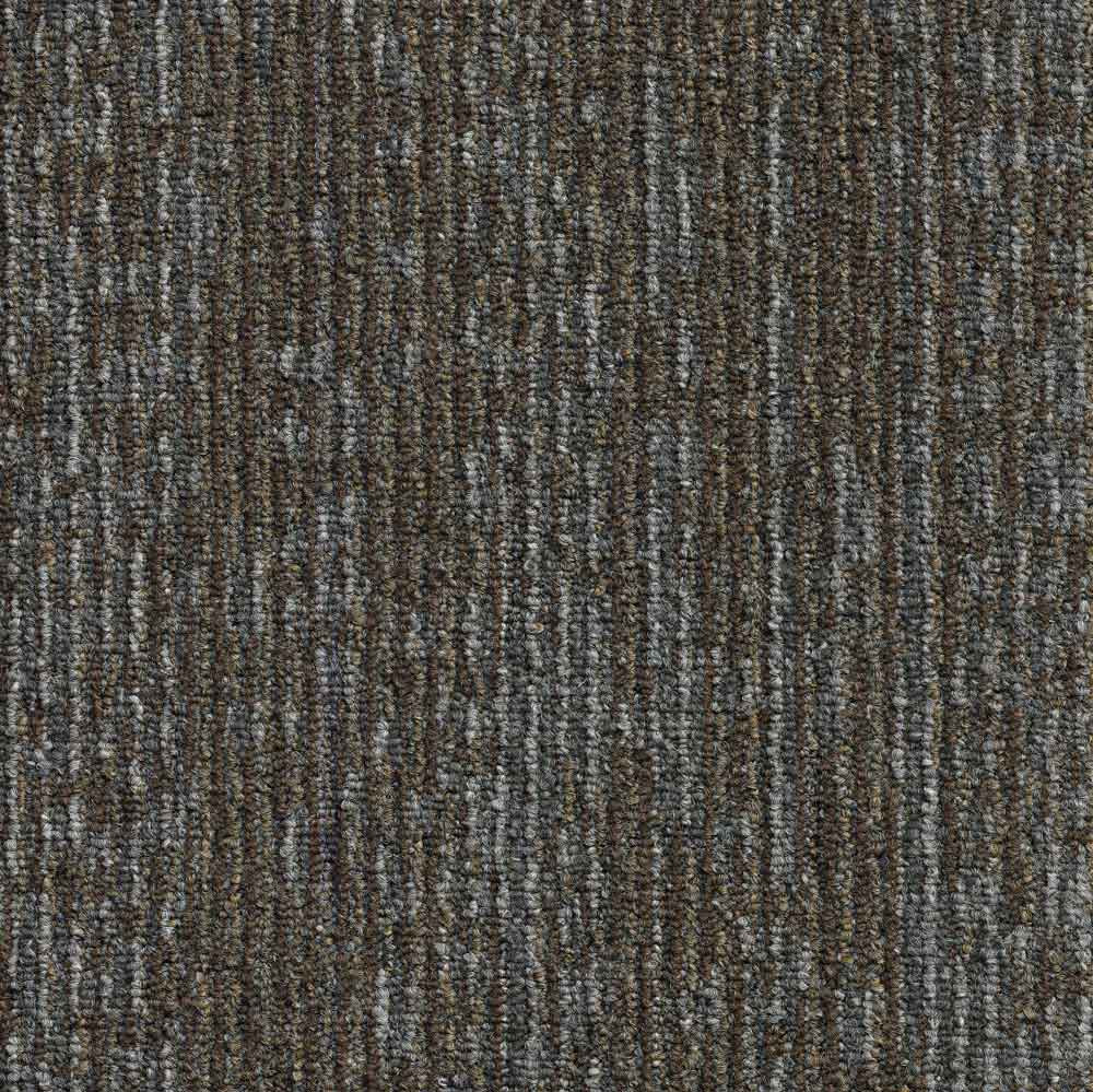 "Mohawk Group Framed Structure Carpet Tile Brown Oak 24"" x 24"" Premium(96.00 sq ft/ctn)"