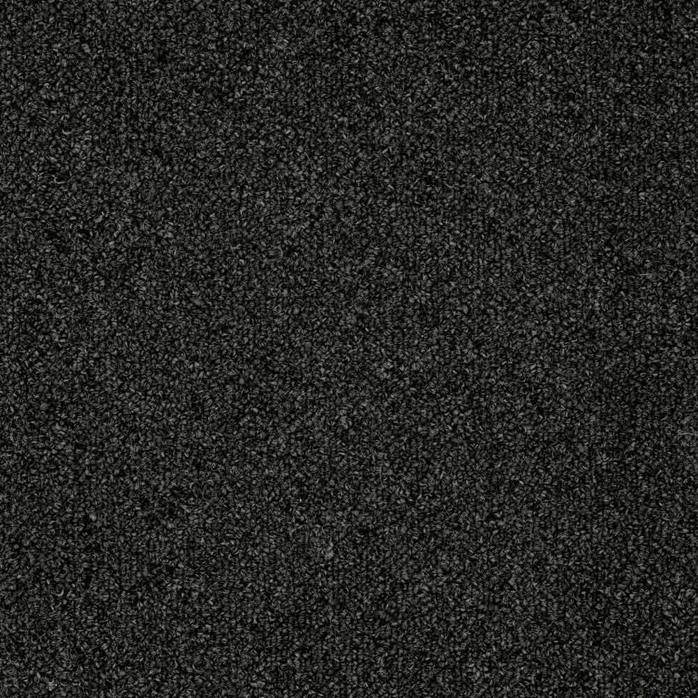 """Mohawk Group Creative Spark Carpet Tile Carbon 24"""" x 24"""""""