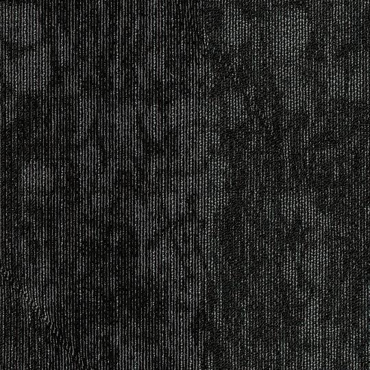"""Shaw Structure Carpet Tile Chrome Black 24"""" x 24"""" Premium(80 sq ft/ctn)"""