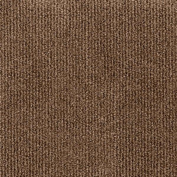 "Infinity Riverside Rib Peel & Stick Carpet Tile Chestnut 18"" x 18"" Premium(36 sq ft/ctn)"