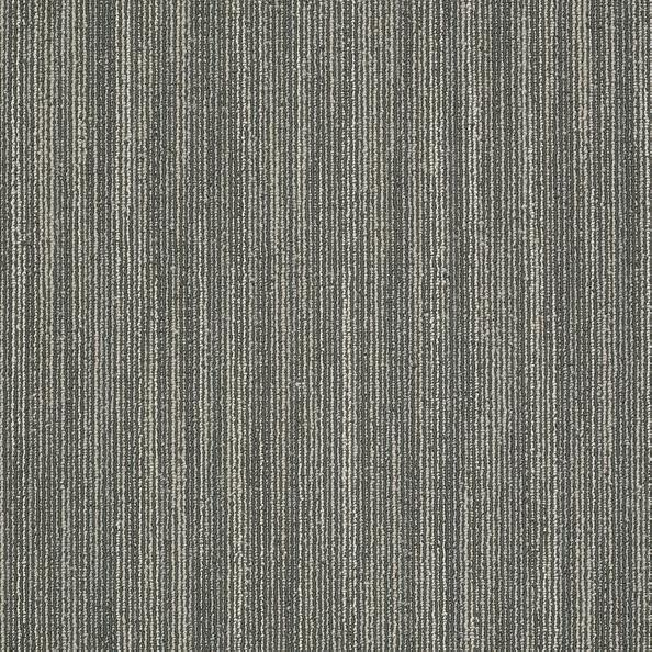 "Shaw Basic Carpet Tile Dove Grey 24"" x 24"" Builder(48 sq ft/ctn)"