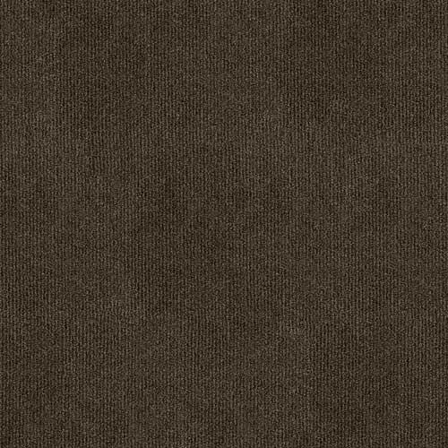 "Infinity Riverside Rib Peel & Stick Carpet Tile Espresso 18"" x 18"" Premium(36 sq ft/ctn)"