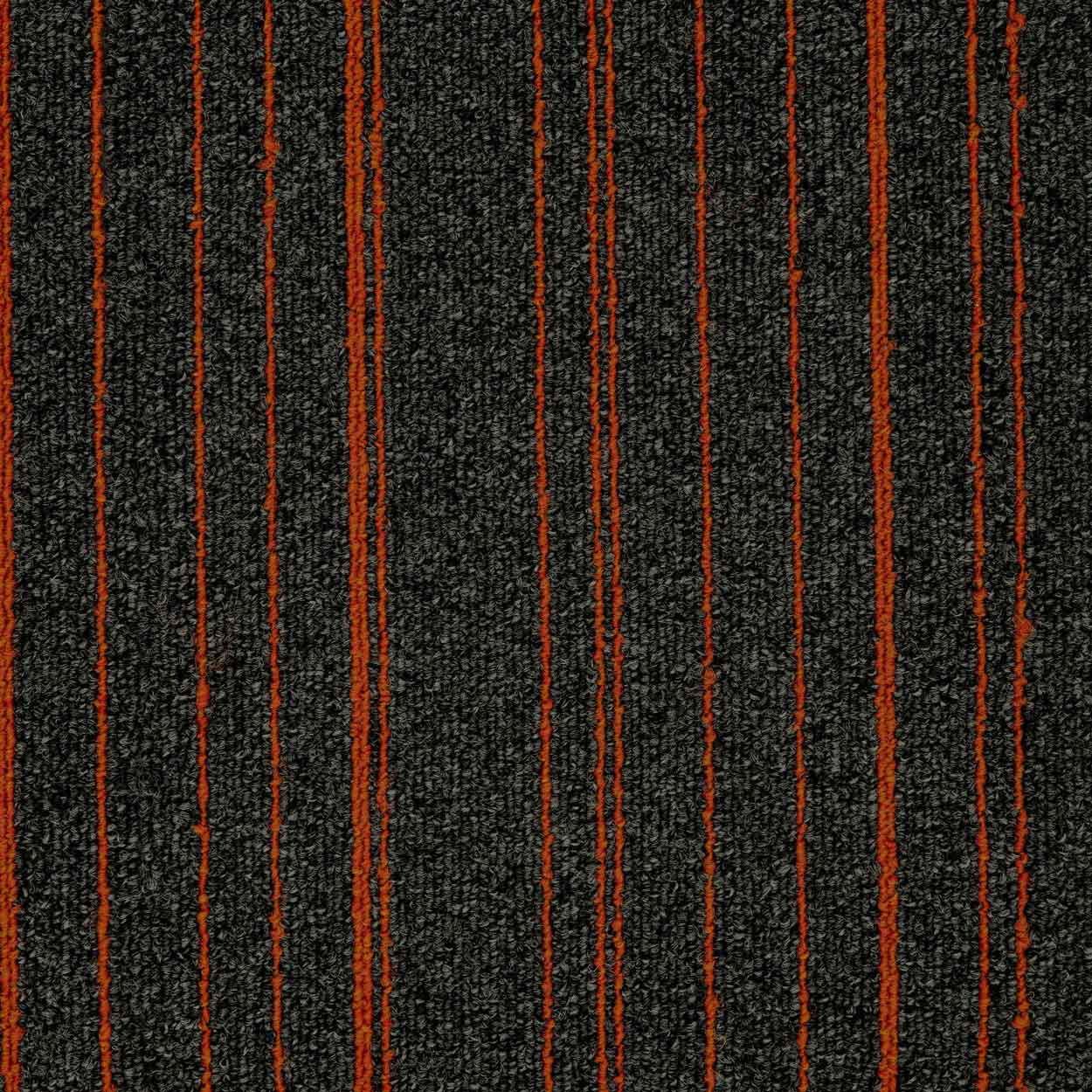 "Mohawk Group Central Point Carpet Tile Flame 24"" x 24"""