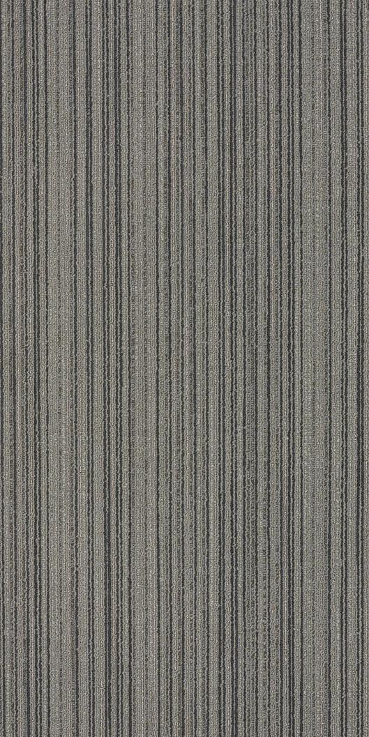 """Shaw Merge Carpet Tile Gunmetal Verge 18"""" x 36"""" Builder(45 sq ft/ctn)"""