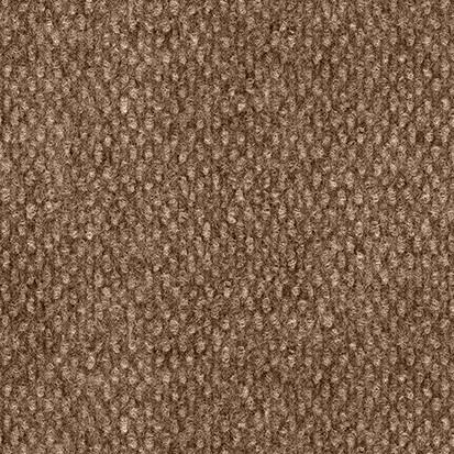 "Infinity Hatteras Hobnail Peel & Stick Carpet Tile Chestnut 18"" x 18"" Premium(22.5 sq ft/ctn)"