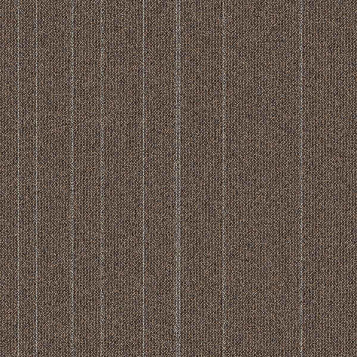 "Mohawk Group Mindful Stripe Carpet Tile Hickory 24"" x 24"""