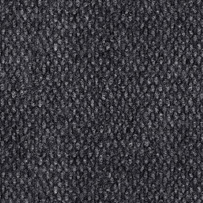 "Infinity Highland Hobnail Peel & Stick Carpet Tile Black Ice 18"" x 18"" Premium(36 sq ft/ctn)"