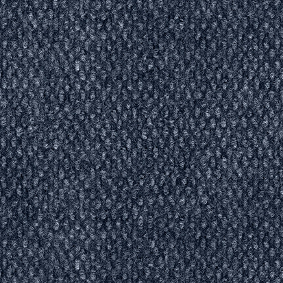 "Infinity Highland Hobnail Peel & Stick Carpet Tile Ocean Blue18"" x 18"" Premium(36 sq ft/ctn)"
