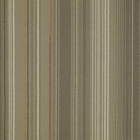 """Shaw Infuse Carpet Tile Kool Khaki 24"""" x 24"""" Builder(48 sq ft/ctn)"""