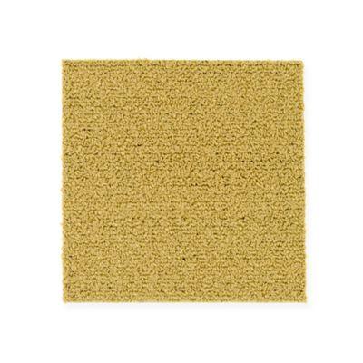 """Aladdin Commercial Color Pop Carpet Tile Ground Turmeric 12"""" x 36"""" Premium"""