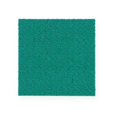 """Aladdin Commercial Color Pop Carpet Tile Calypso 12"""" x 36"""" Premium"""