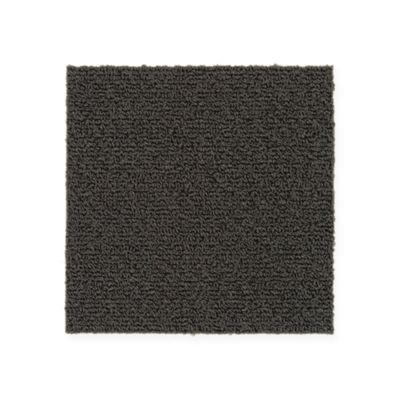 """Aladdin Commercial Color Pop Carpet Tile Peppercorn 12"""" x 36"""" Premium"""