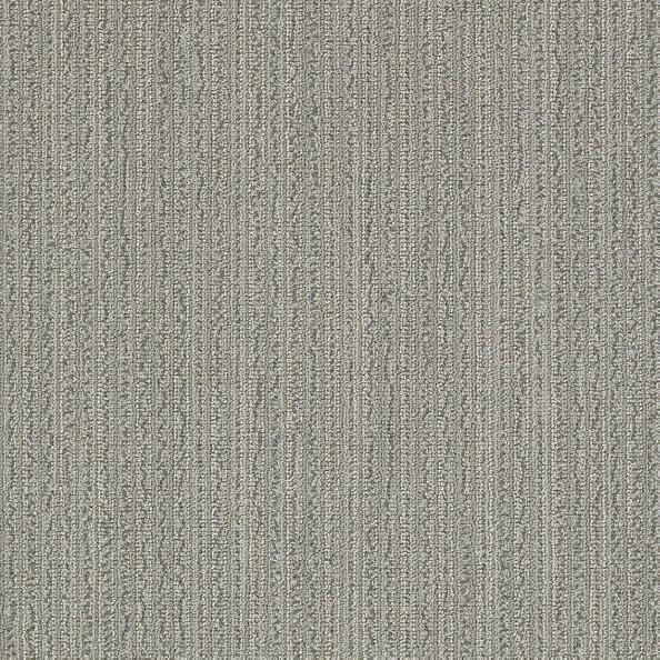"Shaw Linear Hexagon Carpet Tile Pewter 24.9"" x 28.8"" x 14.4"" Builder(45 sq ft/ctn)"