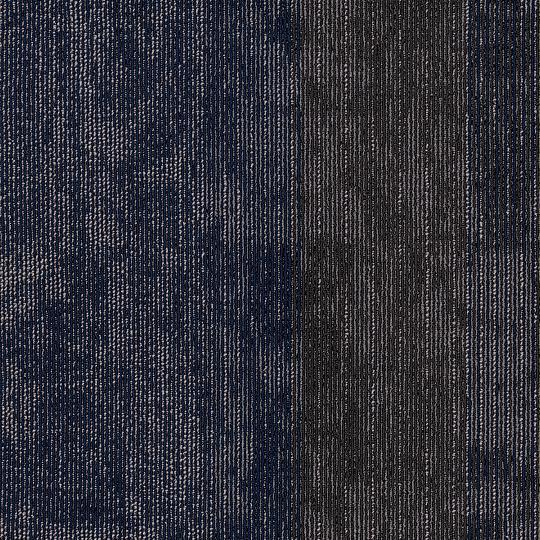 """Shaw Structure Carpet Tile Shimmery Blue 24"""" x 24"""" Premium(80 sq ft/ctn)"""