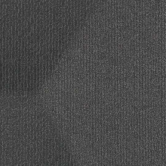 Shaw Bevel Hexagon Carpet Tile Charcoal