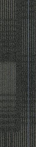 "Shaw Diffuse Carpet Tile Magnetic Field 9"" x 36"" Premium"