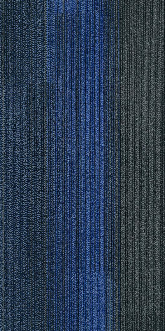 Shaw Duotone Tile Black Blue