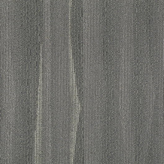 """Shaw Folded Carpet Tile Shell Grit 18"""" x 36"""" Builder(45 sq ft/ctn)"""