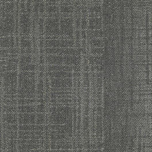 """Shaw Haze Carpet Tile Smoke 18"""" x 36"""" Builder(45 sq ft/ctn)"""