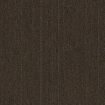 "Pentz Uplink Groove Carpet Tile Pecan 24"" x 24"" Premium (72 sq ft/ctn)"