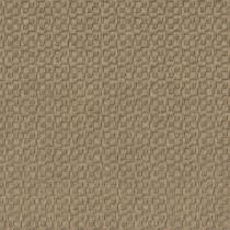"Infinity Manhattan Abstract Squares Peel & Stick Carpet Tile Chestnut 24"" x 24"" Premium (60 sq ft/ctn)"