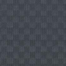 "Infinity Crochet Accent Rib Peel & Stick Carpet Tile Shadow 24"" x 24"" Premium (60 sq ft/ctn)"