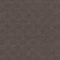 "Infinity Crochet Accent Rib Peel & Stick Carpet Tile Espresso 24"" x 24"" Premium (60 sq ft/ctn)"