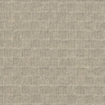 "Infinity Crochet Accent Rib Peel & Stick Carpet Tile Ivory 24"" x 24"" Premium (60 sq ft/ctn)"