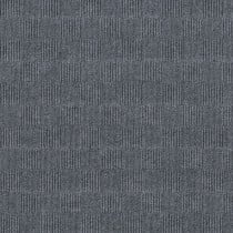 "Infinity Crochet Accent Rib Peel & Stick Carpet Tile Sky Grey 24"" x 24"" Premium (60 sq ft/ctn)"