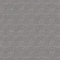 "Infinity Crochet Accent Rib Peel & Stick Carpet Tile Dove 24"" x 24"" Premium (60 sq ft/ctn)"