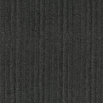 "Infinity Cutting Edge High Low Rib Peel & Stick Carpet Tile Black Ice 24"" x 24"" Premium (60 sq ft/ctn)"
