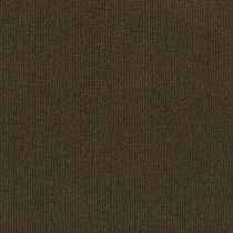 "Infinity Cutting Edge High Low Rib Peel & Stick Carpet Tile Mocha 24"" x 24"" Premium (60 sq ft/ctn)"
