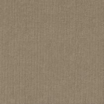 "Infinity Cutting Edge High Low Rib Peel & Stick Carpet Tile Taupe 24"" x 24"" Premium (60 sq ft/ctn)"