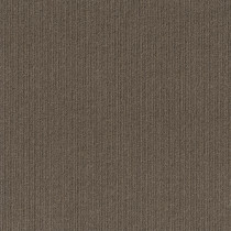 "Infinity Cutting Edge High Low Rib Peel & Stick Carpet Tile Espresso 24"" x 24"" Premium (60 sq ft/ctn)"