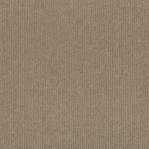 "Infinity Roanoke Rib Peel & Stick Carpet Tile Taupe 18"" x 18"" Premium(22.5 sq ft/ctn)"
