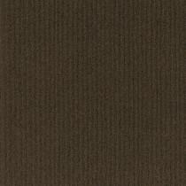 "Infinity Ridgeline Ribbed Peel & Stick Carpet Tile Mocha 24"" x 24"" Premium (60 sq ft/ctn)"