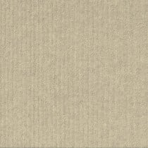"Infinity Ridgeline Ribbed Peel & Stick Carpet Tile Ivory 24"" x 24"" Premium (60 sq ft/ctn)"