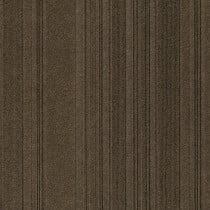 "Infinity Couture Barcode Rib Peel & Stick Carpet Tile Mocha 24"" x 24"" Premium (60 sq ft/ctn)"