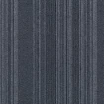 "Infinity Couture Barcode Rib Peel & Stick Carpet Tile Denim 24"" x 24"" Premium (60 sq ft/ctn)"