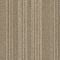 "Infinity Couture Barcode Rib Peel & Stick Carpet Tile Taupe 24"" x 24"" Premium (60 sq ft/ctn)"
