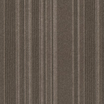 "Infinity Couture Barcode Rib Peel & Stick Carpet Tile Espresso 24"" x 24"" Premium (60 sq ft/ctn)"