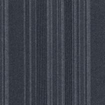 "Infinity Couture Barcode Rib Peel & Stick Carpet Tile Ocean Blue 24"" x 24"" Premium (60 sq ft/ctn)"