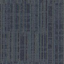 "Aladdin Commercial Get Moving Carpet Tile Blue Stream 24"" x 24"" Premium"