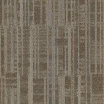 "Aladdin Commercial Get Moving Carpet Tile River Rock 24"" x 24"" Premium"