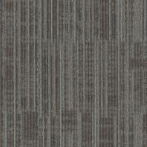 """Aladdin Commercial Get Moving Carpet Tile Titanium 24"""" x 24"""" Premium"""