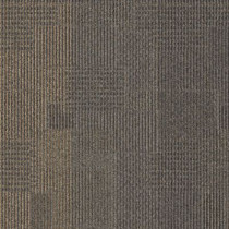 "Aladdin Commercial Design Medley II Carpet Tile Rhythm 24"" x 24"" Premium"