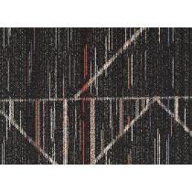"""Mohawk Group Clever Class Carpet Tile Black Velvet 24"""" x 24"""""""