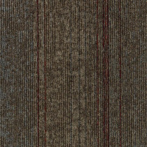 "Mohawk Group Side Stripe Carpet Tile Fairview 24"" x 24"""