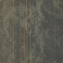 "Shaw Mica Carpet Tile Hematite 18"" x 36"" Builder(45 sq ft/ctn)"