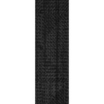"Mohawk Group Hidden Dimension Carpet Tile Dark Charcoal 12"" x 36"""